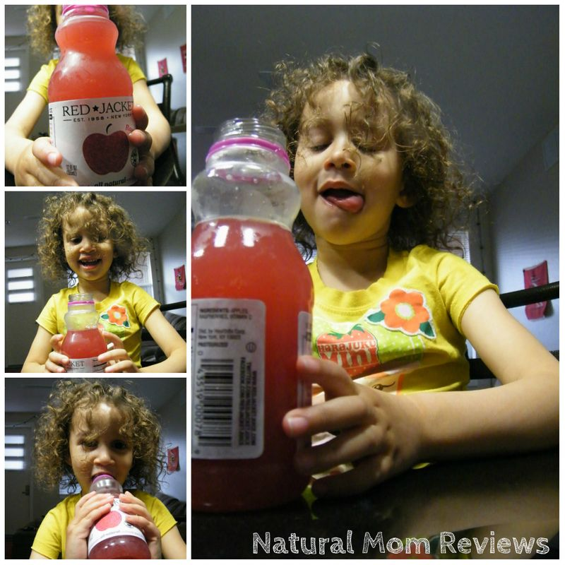 Red jacket juice1