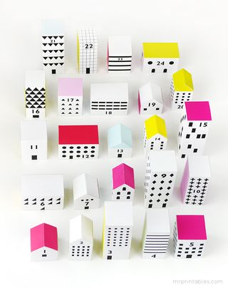 Christmas-advent-calendar-houses